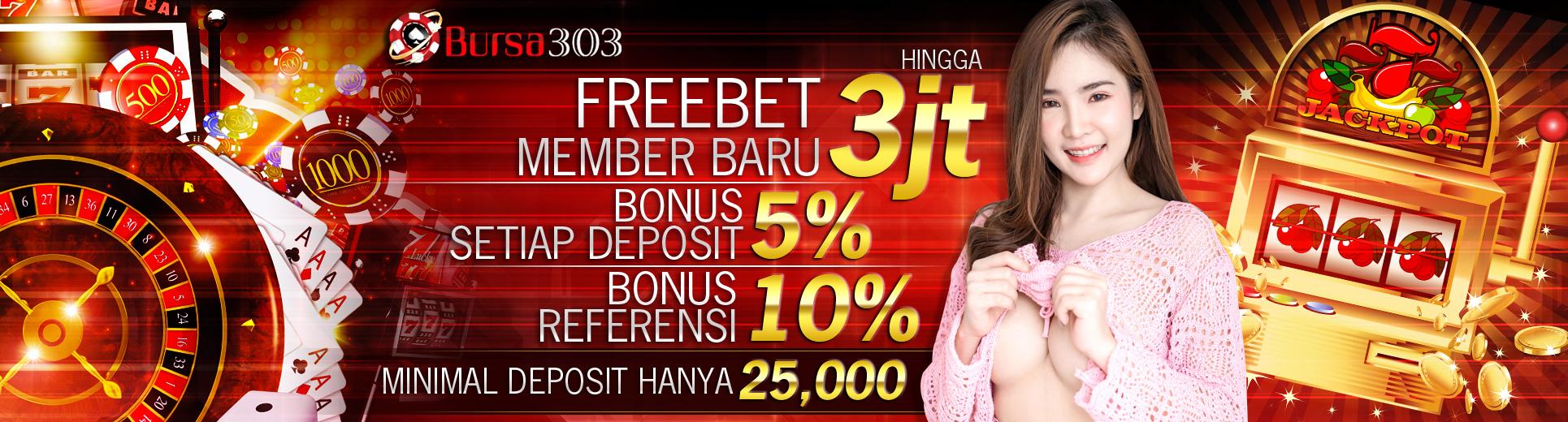 bonus bursa303