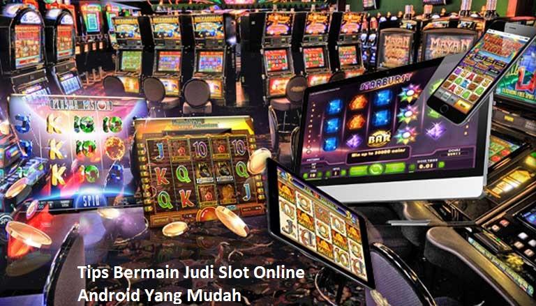 Game Slot Online Menggunakan Uang Asli