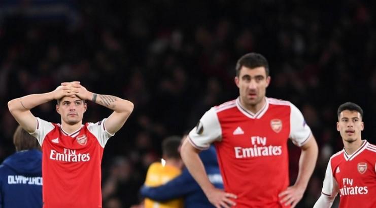 "Tersingkir dari Piala Europa, Arsenal Kena ""Kutukan"" Korban Kejahatan HAM?"