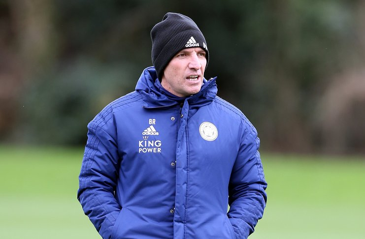 Brendan Rodgers - Leicester City - @lcfc 3