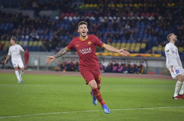 Carles Perez - Paulo Fonseca - AS Roma - @asromaen 2