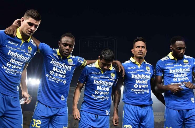 Persib Bandung menargetkan juara pada perhelatan Liga 1 2020.