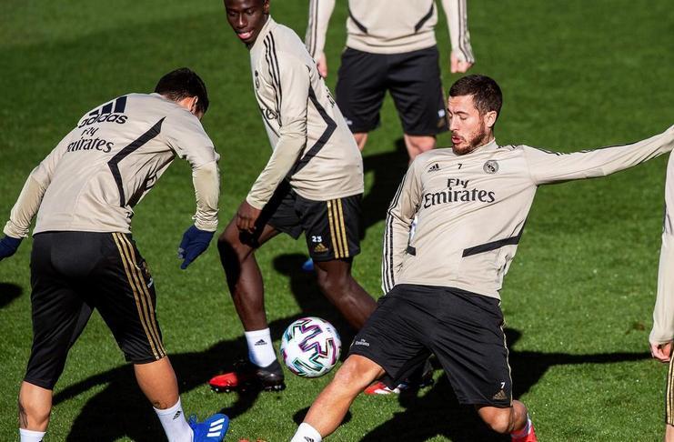 Vinicius Junior - Eden Hazard - Real Madrid - The National