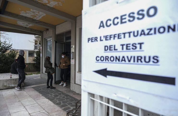liga italia-virus corona