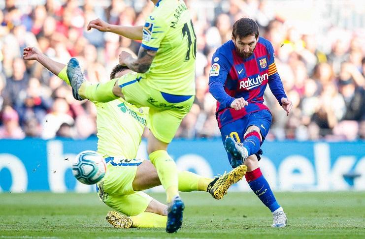 Hasil Barcelona vs Getafe: Nyaris Imbang Jika Tak Ada Gol Dianulir