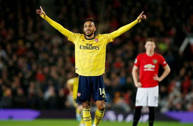 Aubameyang - Arsenal - The Independent