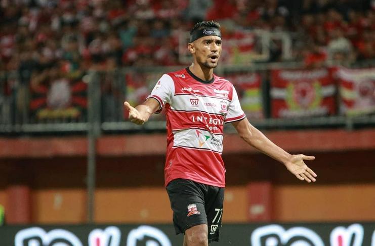 Para Pemain Baru yang Langsung Cetak Gol Debut di Klubnya pada Liga 1 2020