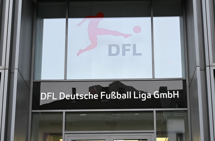 DFL - COVID-19 - Liga Jerman - Getty Images