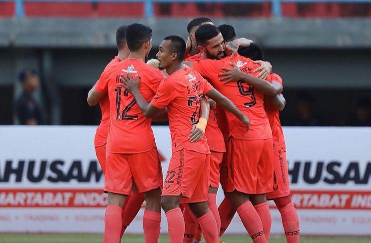 Edson Tavares - Borneo FC - Persela Lamongan - @borneofc.id