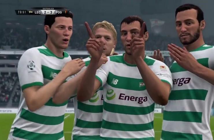 Egy Maulana - Polandia - FIFA 20 - Youtube Replica Action