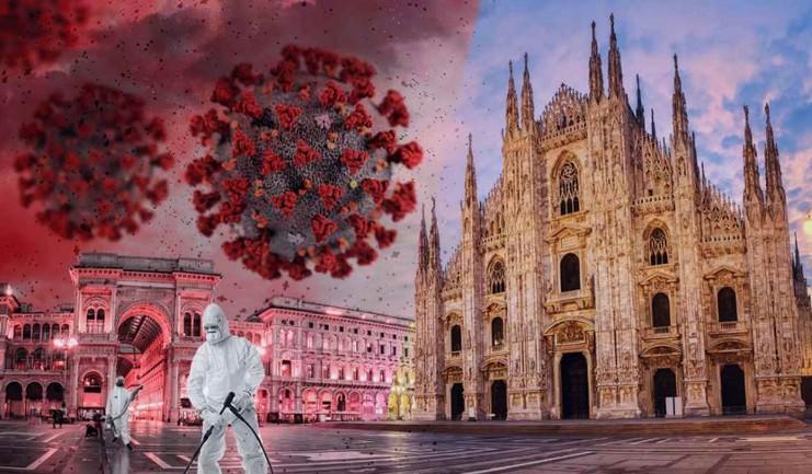 Gelandang AC Milan: Italia Anggap Remeh Virus Corona