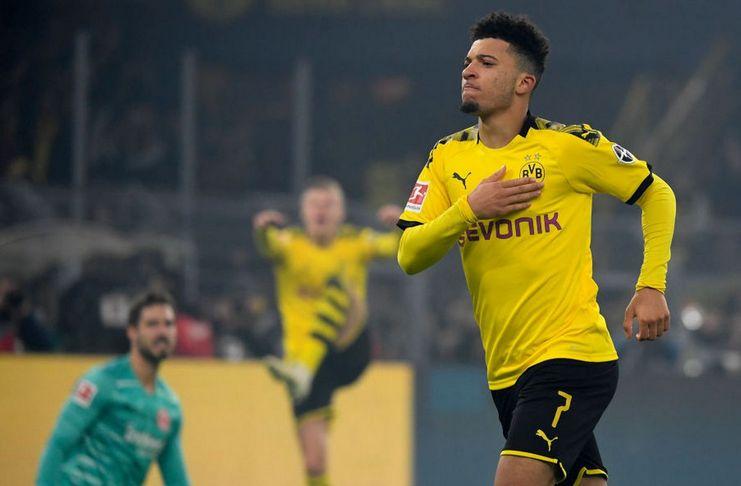 hans-joachim watzke - Jadon Sancho - Borussia Dortmund - Manchester United - Football London