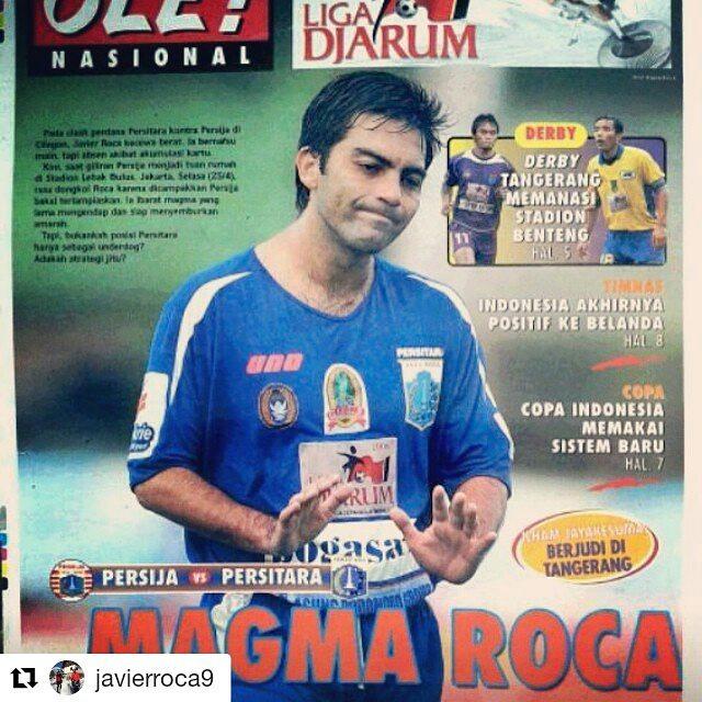 Cerita Javier Roca Perkuat Persitara dan Persija Main di Derby Jakarta