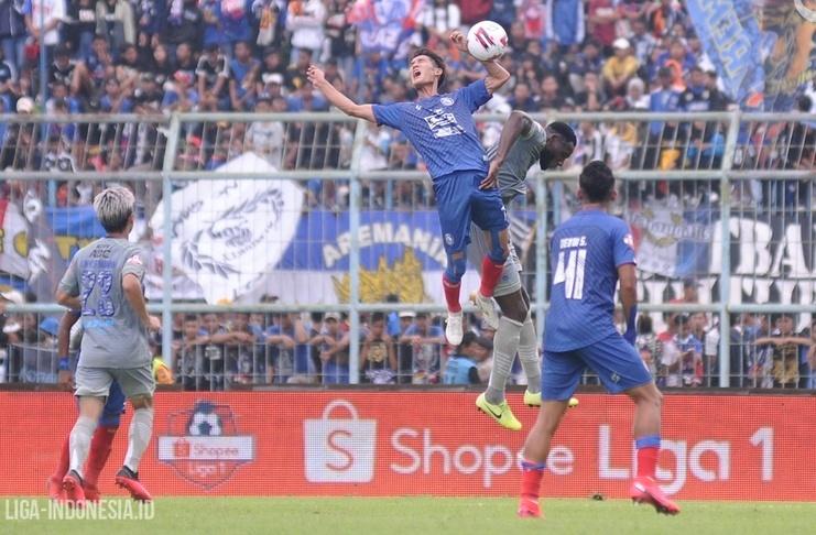 Kamu Pasti Gak Tahu! 5 Fakta Gol-gol yang Lahir dalam Tiga Pekan Liga 1 2020 - Arema vs Persib - liga indonesia