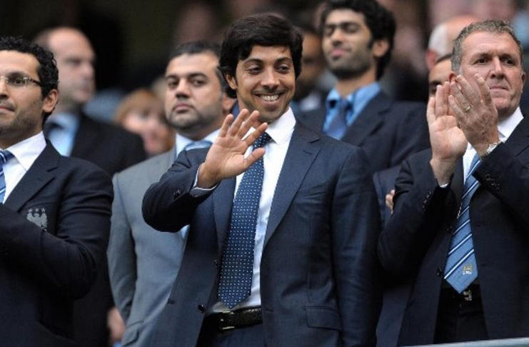 Manchester City - Kamu Pasti Gak Tahu! 5 Pemilik Klub Sepak Bola Terkaya - Sheikh Mansour - Al Bawaba