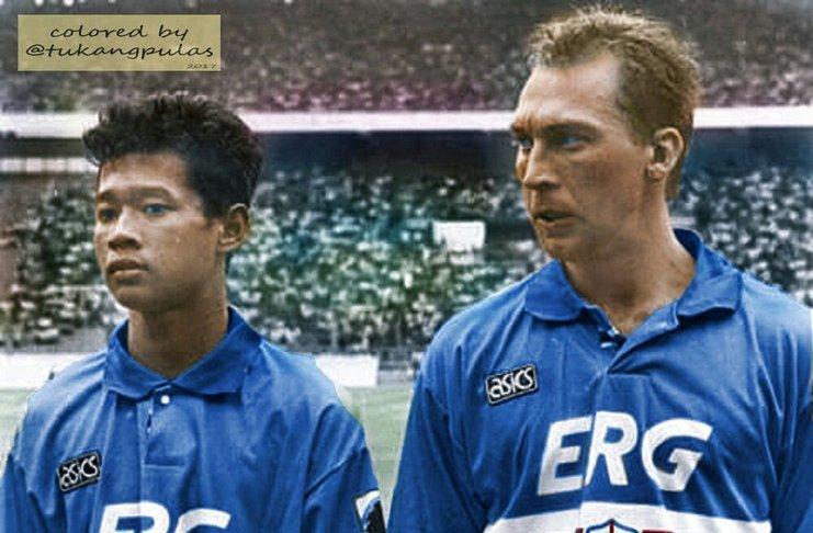Kurniawan Dwi Yulianto Soal Latihan Bersama Roberto Mancini Hingga Ruud Gullit