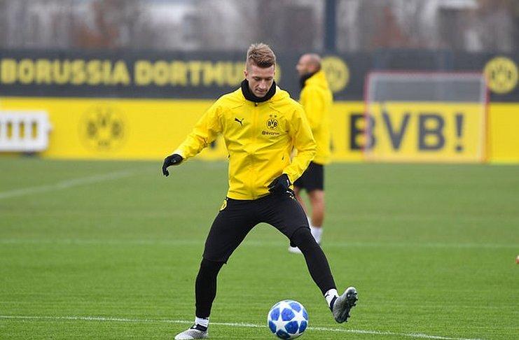 Marco Reus - Dortmund - sport. net