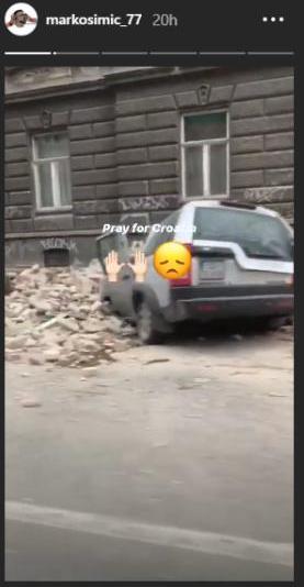 Kroasia Dihantam Gempa Besar, Marko Simic Terpukul