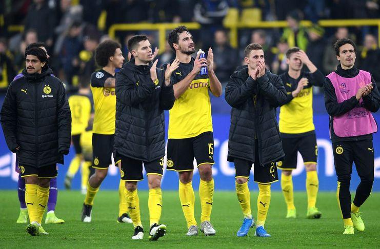 Mats Hummels - Borussia Dortmund - Bayern - Signal Iduna Park - Bavarian Football Works