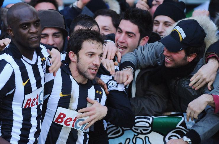 Mohamed Sissoko Alessandro Del Piero Juventus - Zimbio