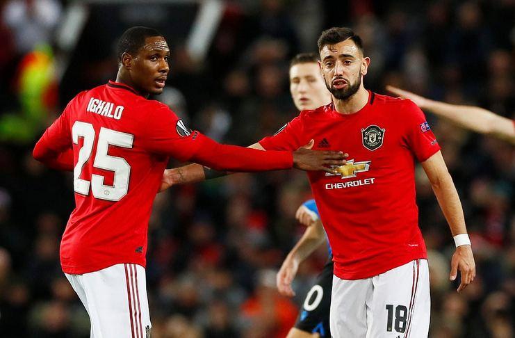 Odion Ighalo yakin Bruno Fernandes masih akan memesona para fan Manchester United.