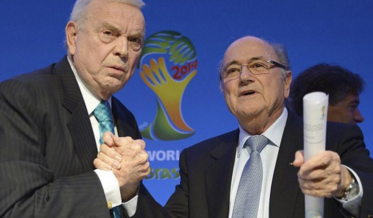 Pelaku Skandal Korupsi FIFA Hirup Udara Bebas