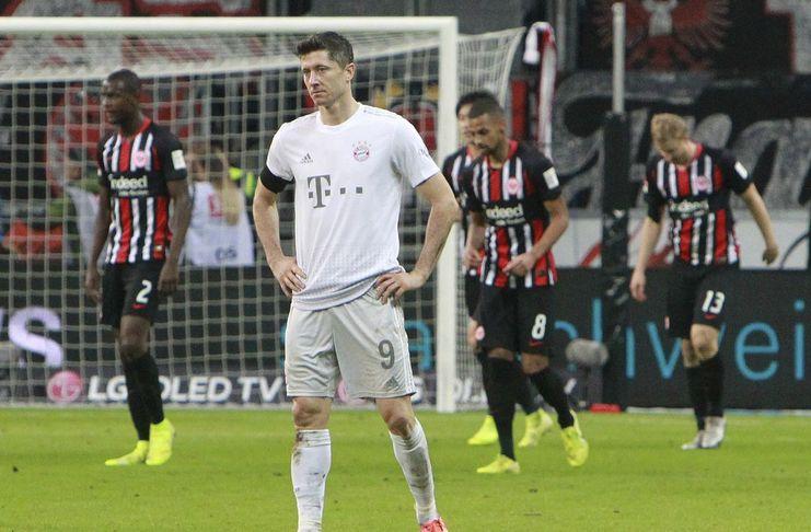 Semifinal DFB Pokal - Bayern Munich - eintracht frankfurt - Bavarian Football Works