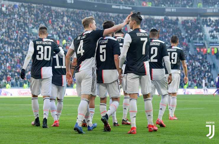 Skuad Juventus Setuju Potong Gaji untuk Bantu Keuangan Klub
