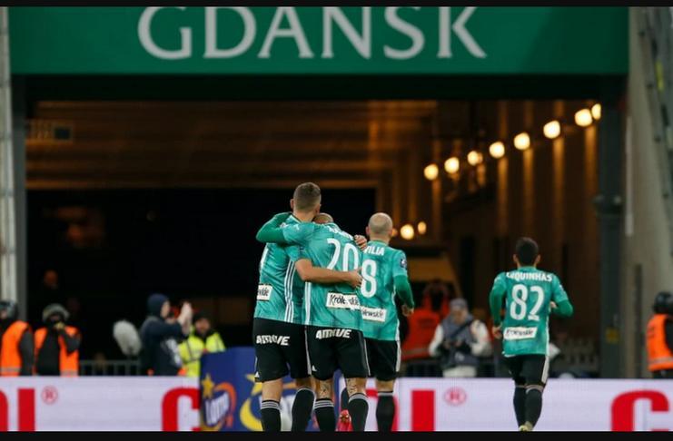 Egy Maulana Vikri, Lechia Gdansk, Stadion Energa - Newspix