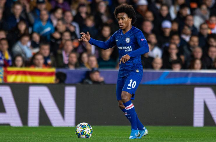 Willian - Chelsea - Bleacher Report