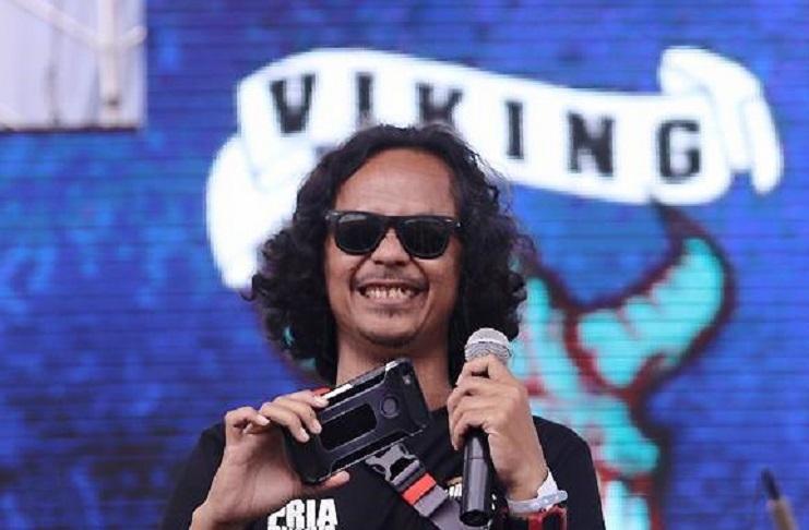 Ketua Viking Persib Club Heru Joko, Sambangi Aremania. Arema vs Persib Bandung