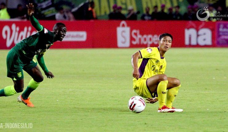 Ady Eka Jayanto kaget tampil di Liga 1 bersama Persik Kediri