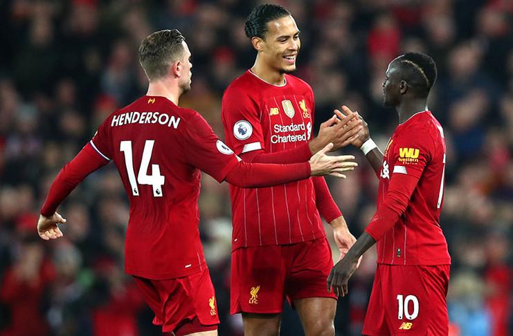 Aleksander Ceferin - Liverpool - Liga Inggris - liverpoolfc. vom - uefa
