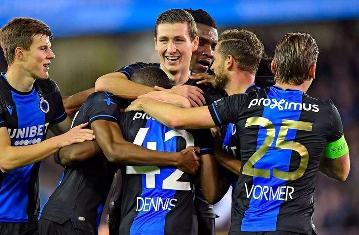 Club Brugge - Liga Belgia - @clubbrugge 2