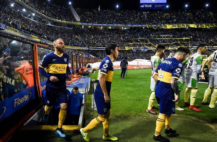 Daniele de Rossi - Boca Juniors - Argentina - Sportstar