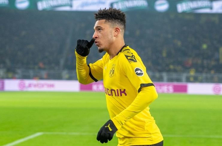 Jadon Sancho - Marco Reus - Dortmund - Planet Football