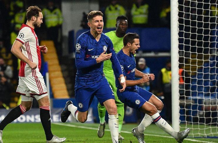 Jorginho - Chelsea - ESPN