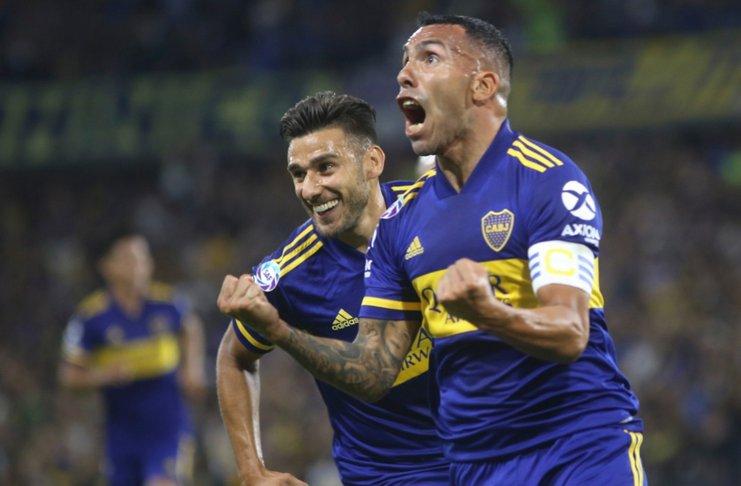 Kamu Pasti Gak Tahu! 5 Pemain Jebolan Boca Juniors Terbaik - Carlos Tevez - La Nueva Provincia