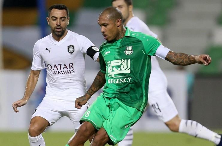 Main di Liga Qatar, Nigel de Jong Curhat Kondisinya Saat Ini