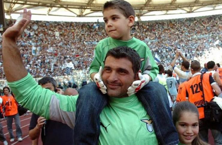Menanti Anak Angelo Peruzzi dan Gianluca Pagliuca Tampil di Level Tertinggi