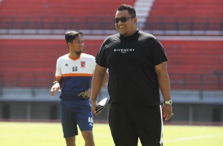 Nabil Husien - Borneo FC - COVID-19 - @nabilhusien99