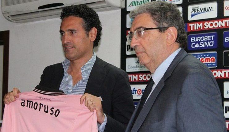 Nicola Amoruso sempat jadi Direktur Olahraga Palermo selama empat bulan pada 2013.