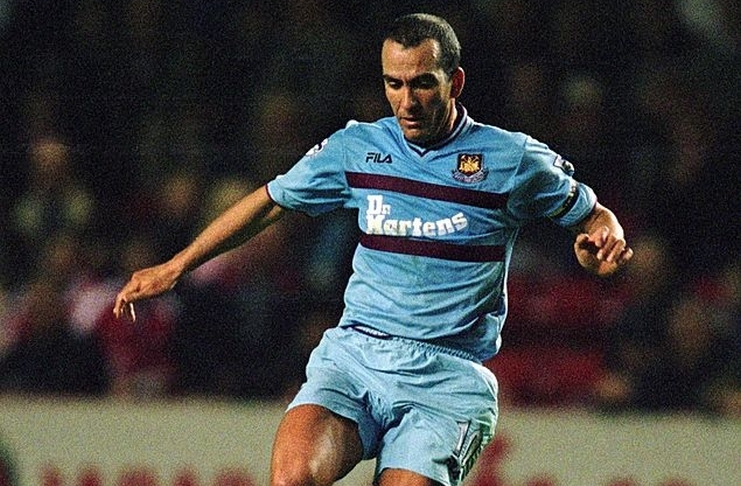 Paolo di Canio - West Ham - Manchester United - Getty Images
