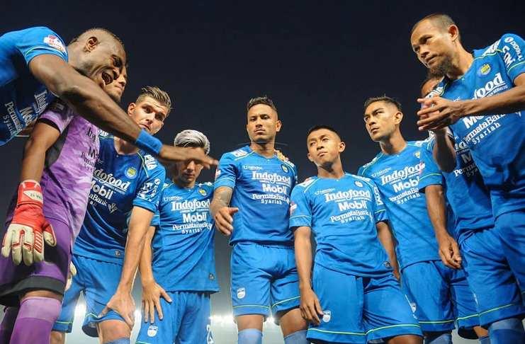 Persib Bandung - PSSI - Kerala Blasters - @persib_official