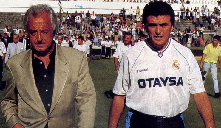 Radomir Antic dipecat saat Real Madrid tengah memimpin klasemen LaLiga.