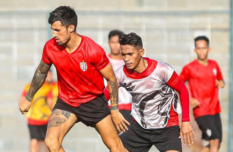 Rian Firmansyah - Stefano Lilipaly - Bali United - @baliunitedfc 2