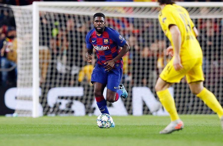 Samuel Umtiti - Barcelona - Chelsea - Arsenal - Manchester United - @samumtiti 2