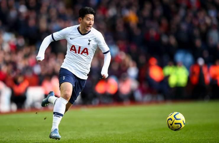 Son Heung-min - Korea Selatan - Tottenham - Bleacher Report