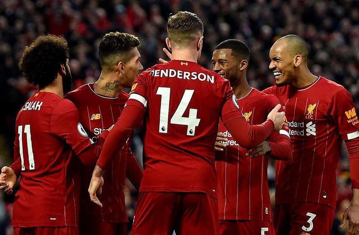 Antonio Ruediger - Liverpool - Liga Inggris - @liverpoolfc 2