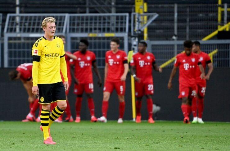 Bayern Gegen Dortmund 2020